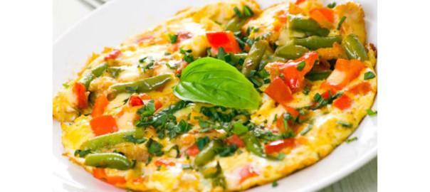 املت سبزیجات
